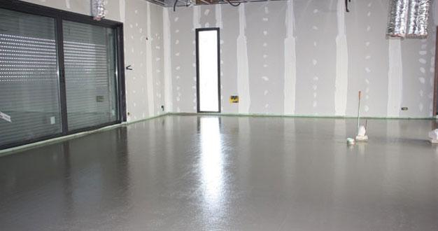 Isolation projet e 100 tanche conomque cologique for Fissure carrelage plancher chauffant
